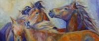 Equine-Spirits-11_-Sable-Island-Bachelors-30x72-GG