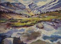 Skoki-Magic-Alpine-Lake-Banff-National-Park-22x30