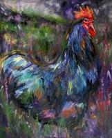 Australorp-Rooster-canvas-print-ws