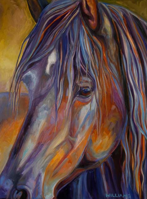 Painting Commissions Horses